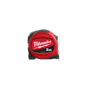 METRO FLESSOMETRO SERIE SLIM MILWAUKEE MM 16  MT 3,00.