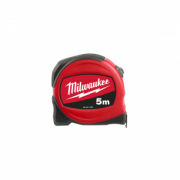 METRO FLESSOMETRO SERIE SLIM MILWAUKEE MM 25  MT 5,00.