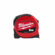 METRO FLESSOMETRO SERIE SLIM MILWAUKEE MM 25  MT 8,00.